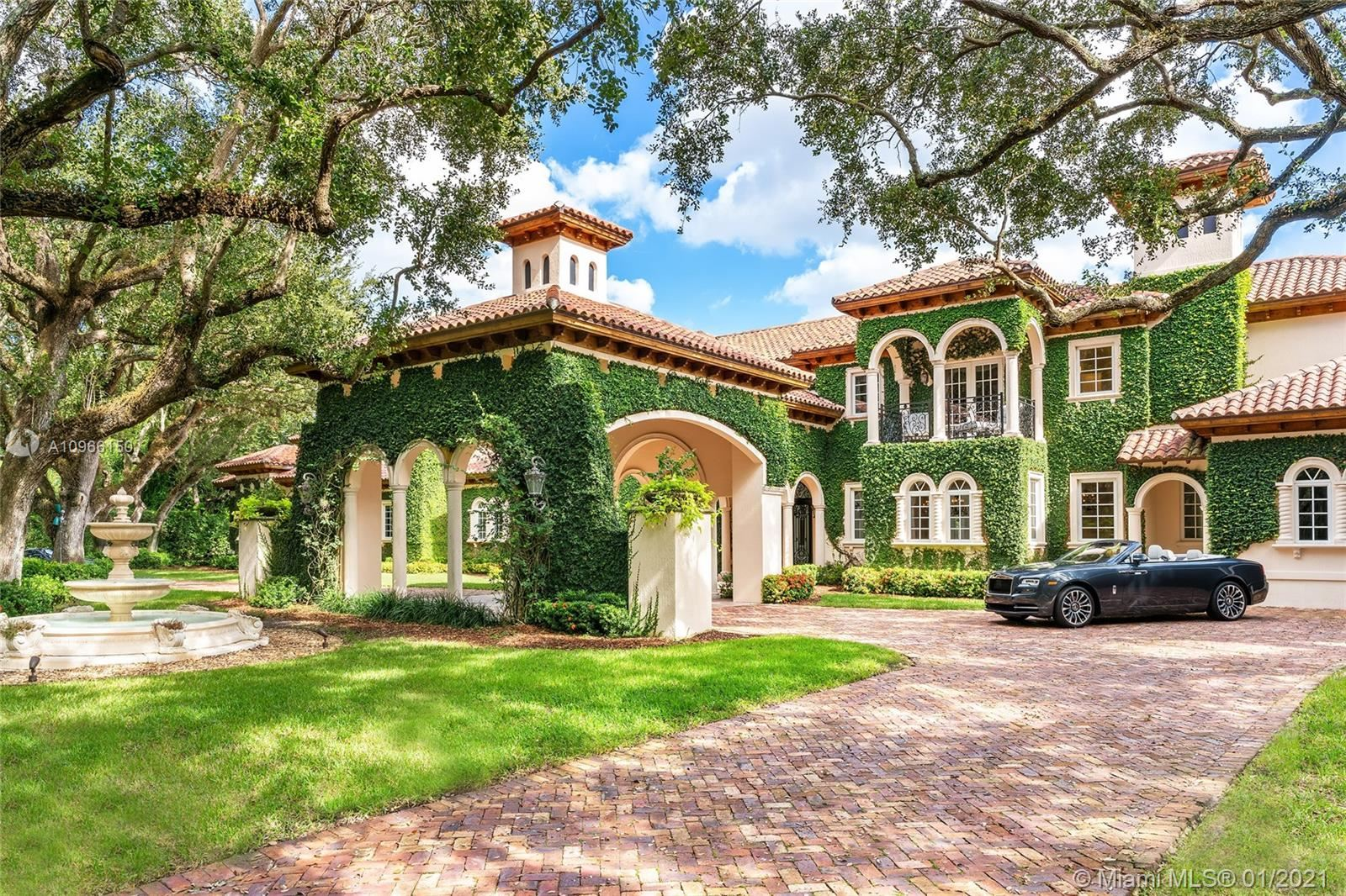 11501 Old Cutler Rd, Coral Gables, FL 33156 - #: A10966150