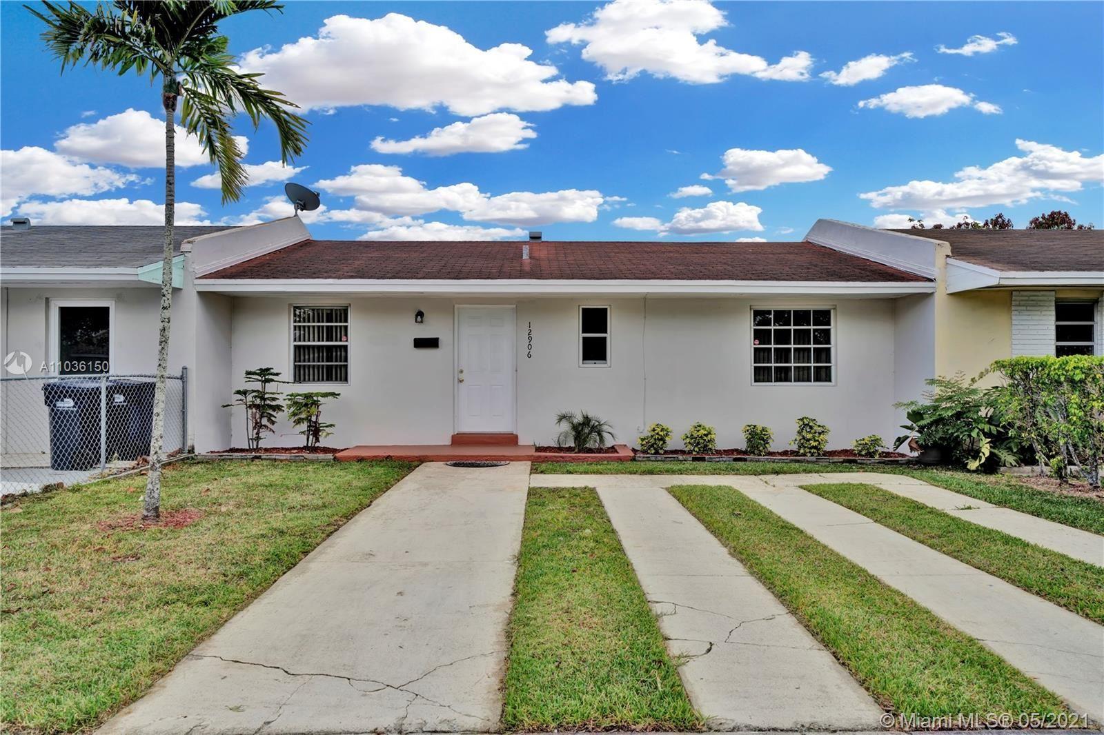 12906 SW 51st St #12906, Miami, FL 33175 - #: A11036150