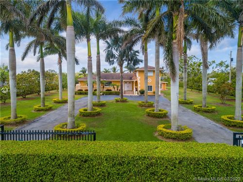 Photo of Listing MLS a10805151 in 26500 SW 167th Ave Homestead FL 33031