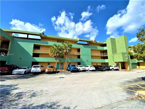 Photo of 110 Fontainebleau Blvd #404, Miami, FL 33172 (MLS # A11004151)