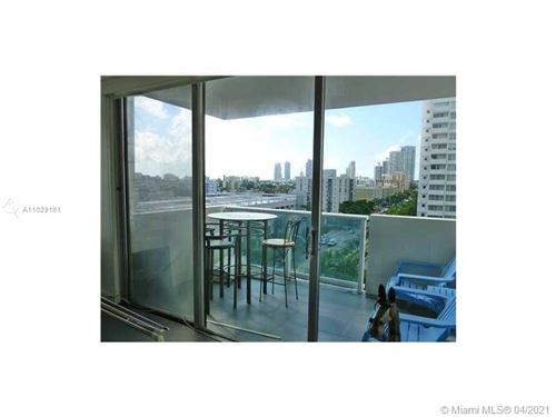 Photo of 1200 West Ave #815, Miami Beach, FL 33139 (MLS # A11029151)