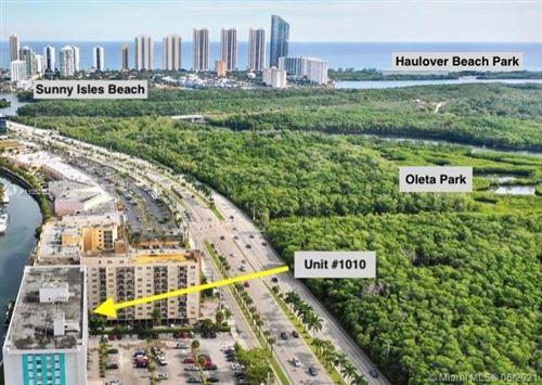 Photo of 2841 NE 163rd St #1010, North Miami Beach, FL 33160 (MLS # A11052151)
