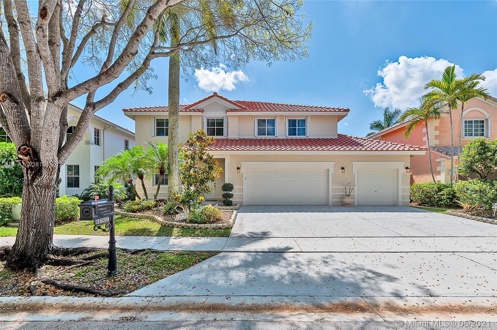 3839 Crestwood Cir, Weston, FL 33331 - #: A11038151