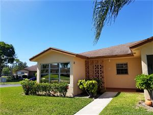 Photo of 14719 CANALVIEW DR #A, Delray Beach, FL 33484 (MLS # A10636152)