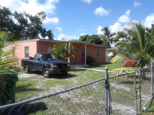 Photo of Listing MLS a10753152 in 2335 W Bunche Park Dr Miami Gardens FL 33054