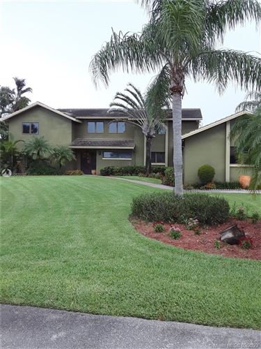 Photo of Listing MLS a10820152 in 2181 SW 117th Ter Davie FL 33325
