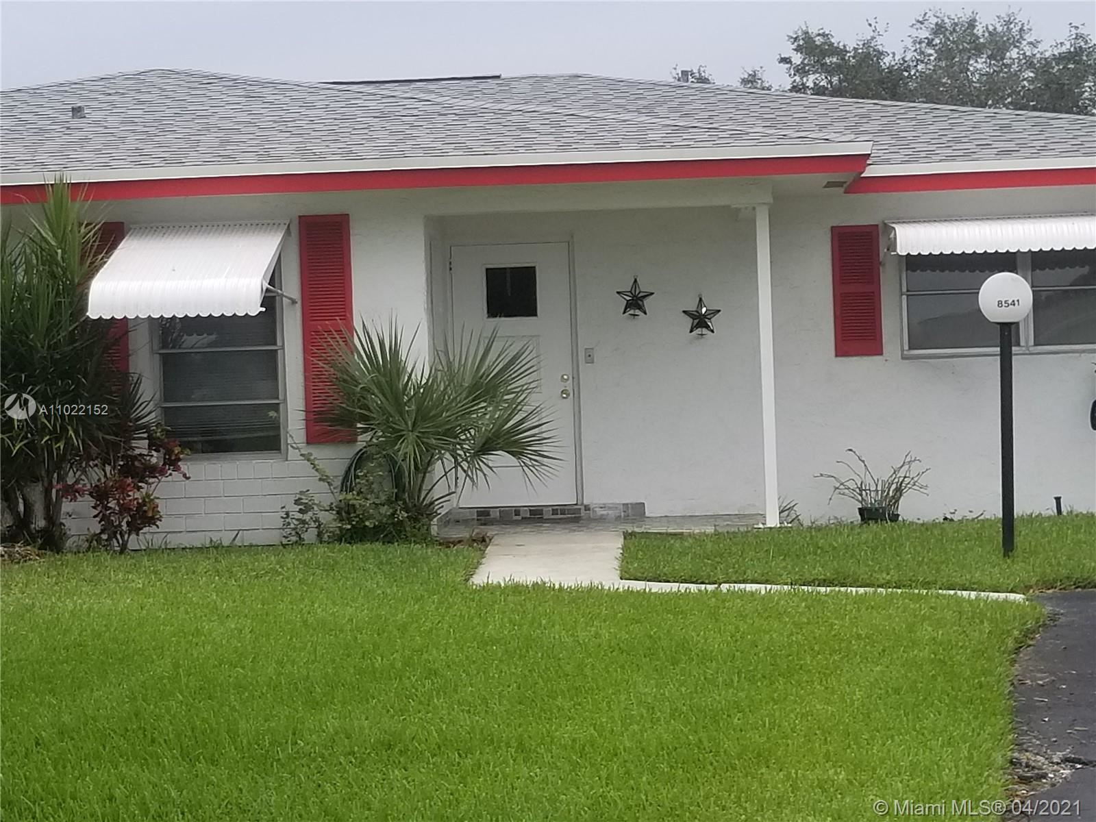 Photo of 8541 NW 11th St #B164, Plantation, FL 33322 (MLS # A11022152)