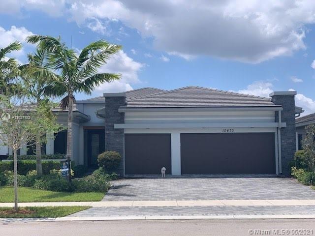 10470 Mira Vista Dr, Parkland, FL 33076 - #: A11037152