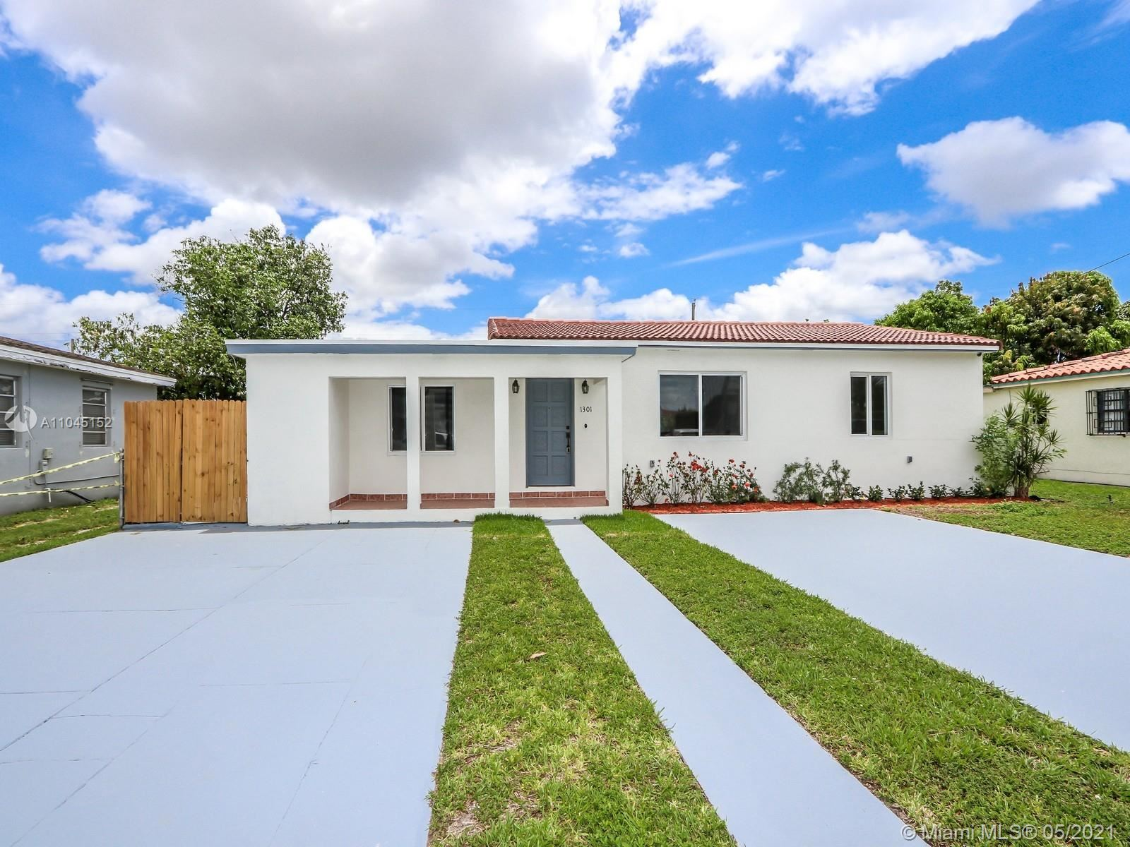 1301 SW 74th Ave, Miami, FL 33144 - #: A11045152