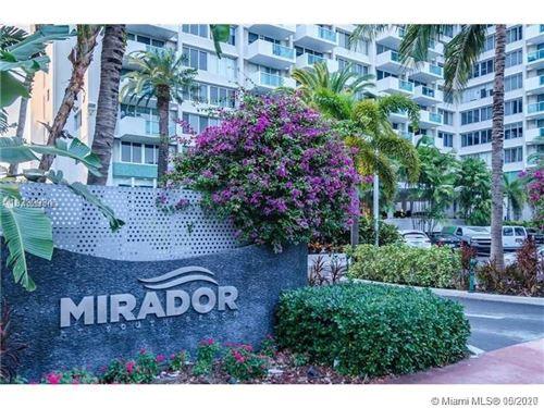 Foto de inmueble con direccion 1200 West Ave #612 Miami Beach FL 33139 con MLS A10859153