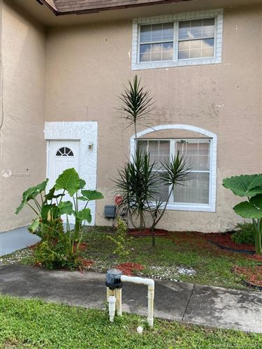 Photo of 7914 Kimberly Blvd #302, North Lauderdale, FL 33068 (MLS # A10938153)