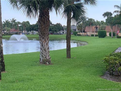 Photo of 860 Blue Ridge Cir #860, West Palm Beach, FL 33409 (MLS # A10949153)