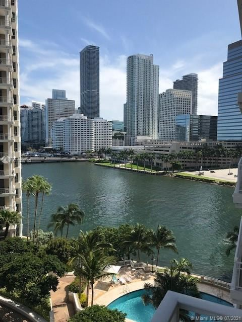 801 Brickell Key Blvd #807, Miami, FL 33131 - #: A11068153