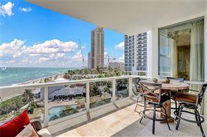 Photo of 18101 Collins Ave #805, Sunny Isles Beach, FL 33160 (MLS # A10604154)
