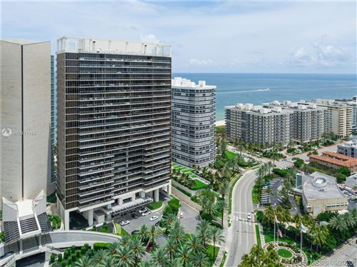 Photo of 9701 Collins Ave #1605S, Bal Harbour, FL 33154 (MLS # A10871154)