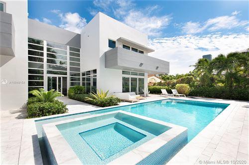 Photo of 266 Ocean Blvd, Golden Beach, FL 33160 (MLS # A10948154)