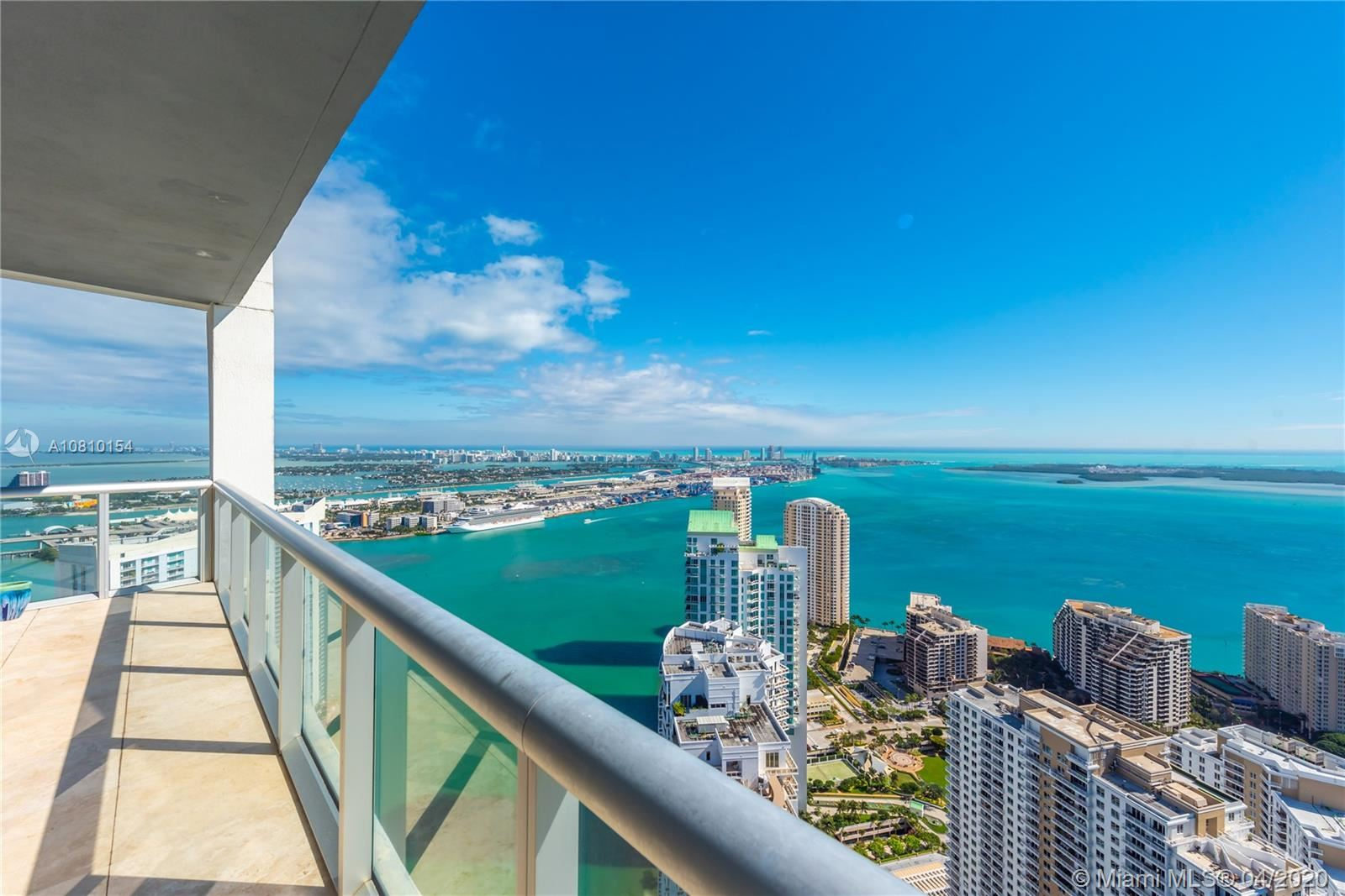 465 Brickell Ave #5701, Miami, FL 33131 - #: A10810154
