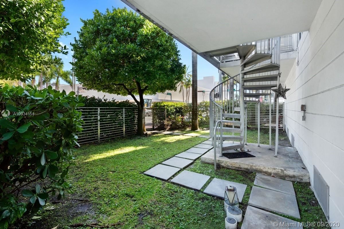 1700 Meridian Ave #203-with private yar, Miami Beach, FL 33139 - #: A10934154