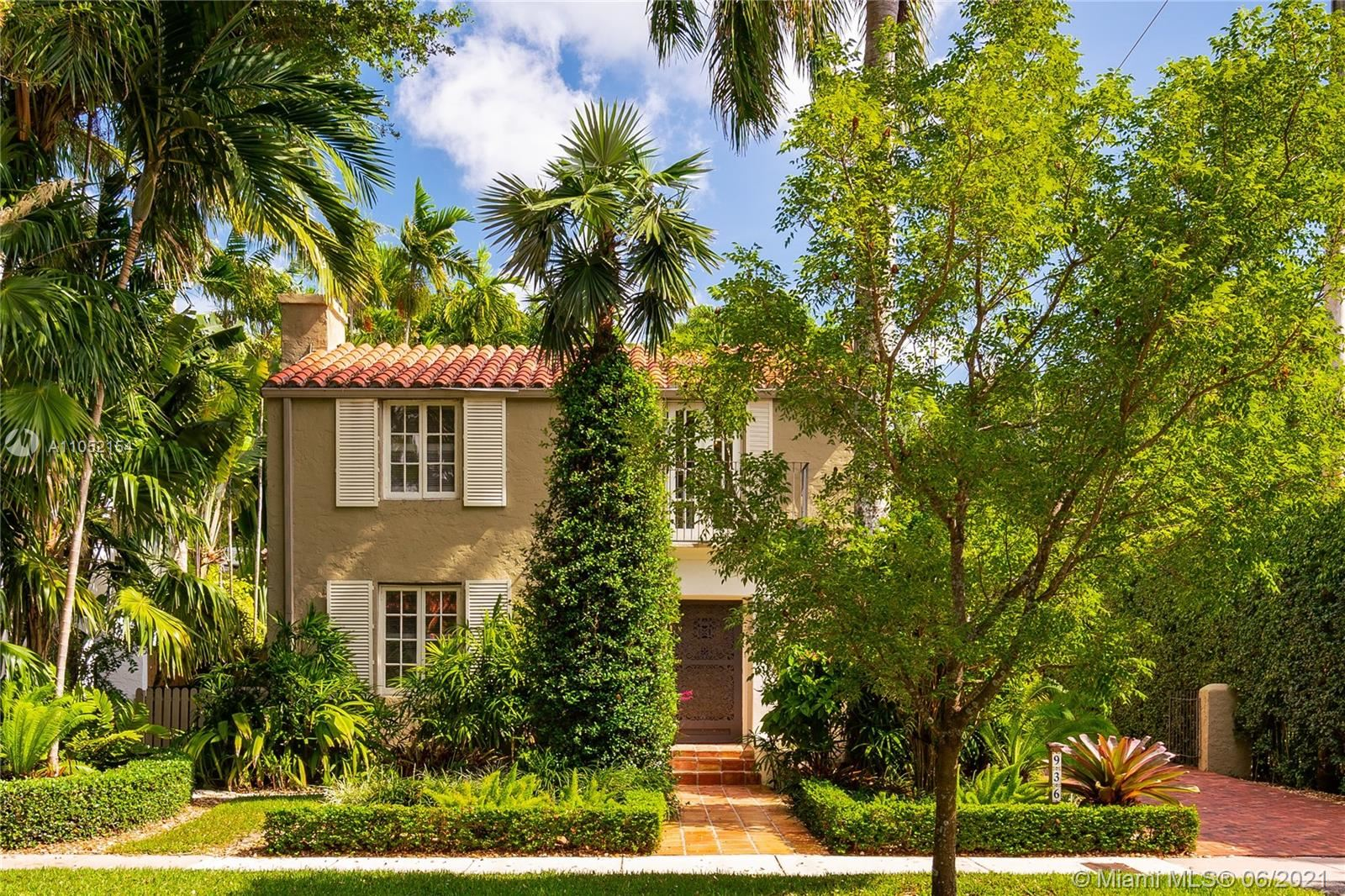 936 Sorolla Ave, Coral Gables, FL 33134 - #: A11052154