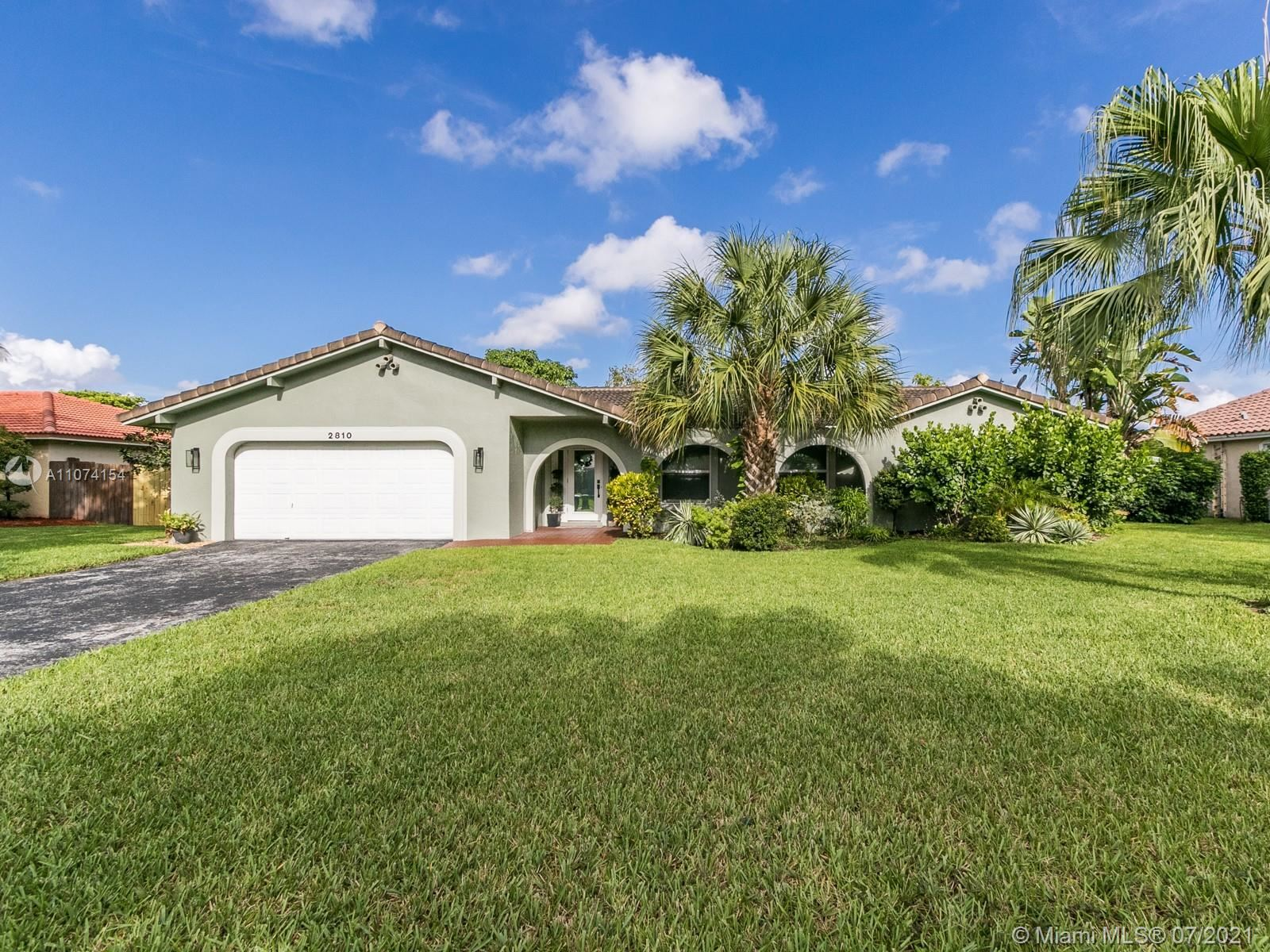 2810 NW 115th Ter, Coral Springs, FL 33065 - #: A11074154