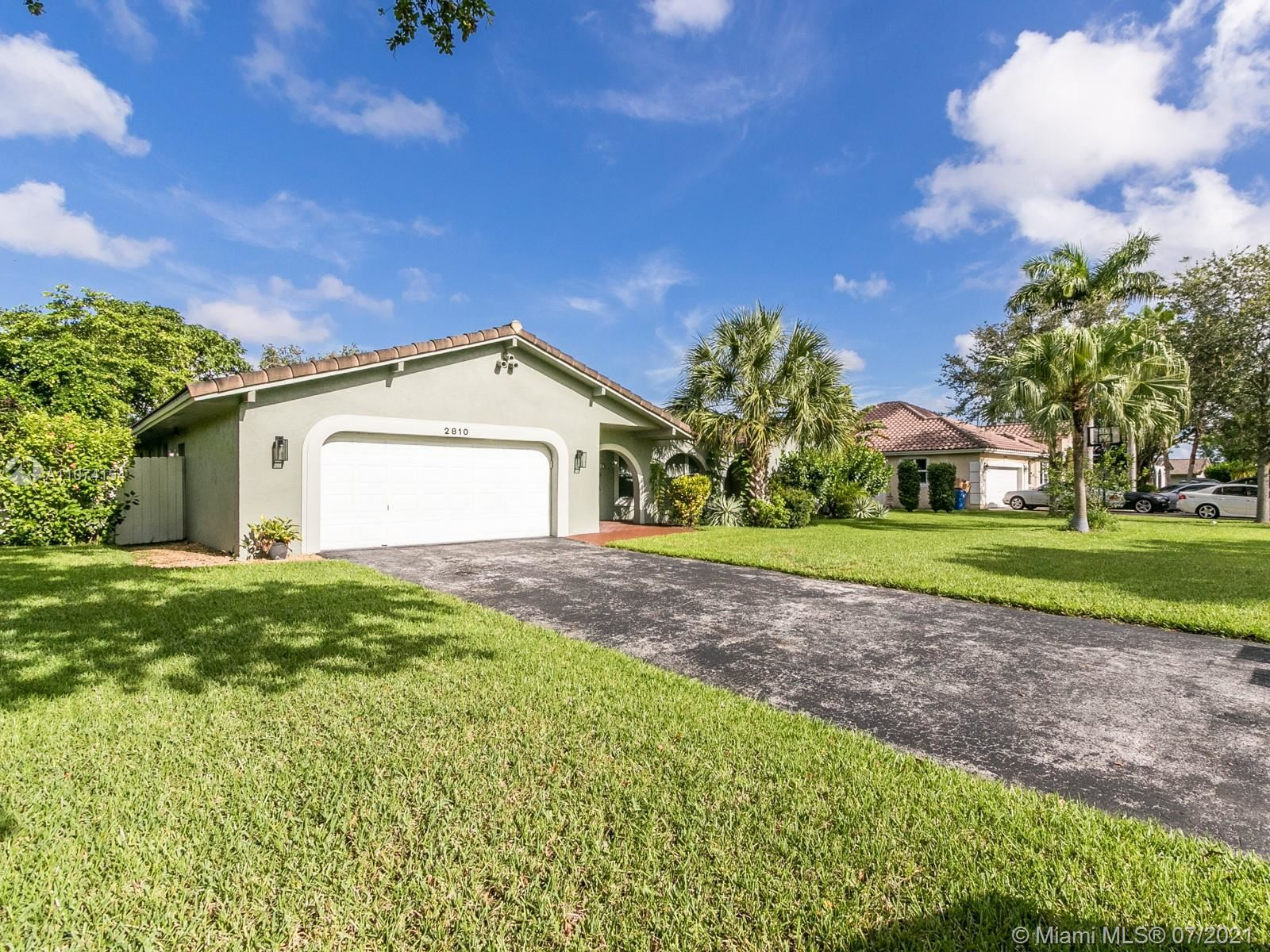 Photo of 2810 NW 115th Ter, Coral Springs, FL 33065 (MLS # A11074154)