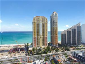 Photo of 17875 Collins Ave #1202, Sunny Isles Beach, FL 33160 (MLS # A10684155)