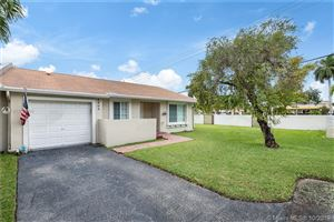 Photo of Listing MLS a10751155 in 453 Lakewood Cir #A Margate FL 33063