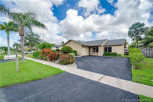 Photo of Listing MLS a10900155 in 11661 NW 39th St Sunrise FL 33323
