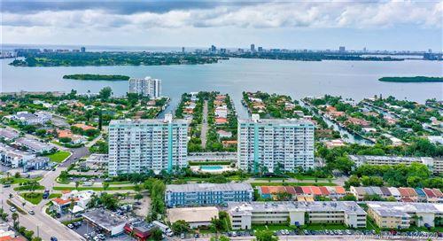 Photo of 2150 Sans Souci Blvd #B506, North Miami, FL 33181 (MLS # A10962155)