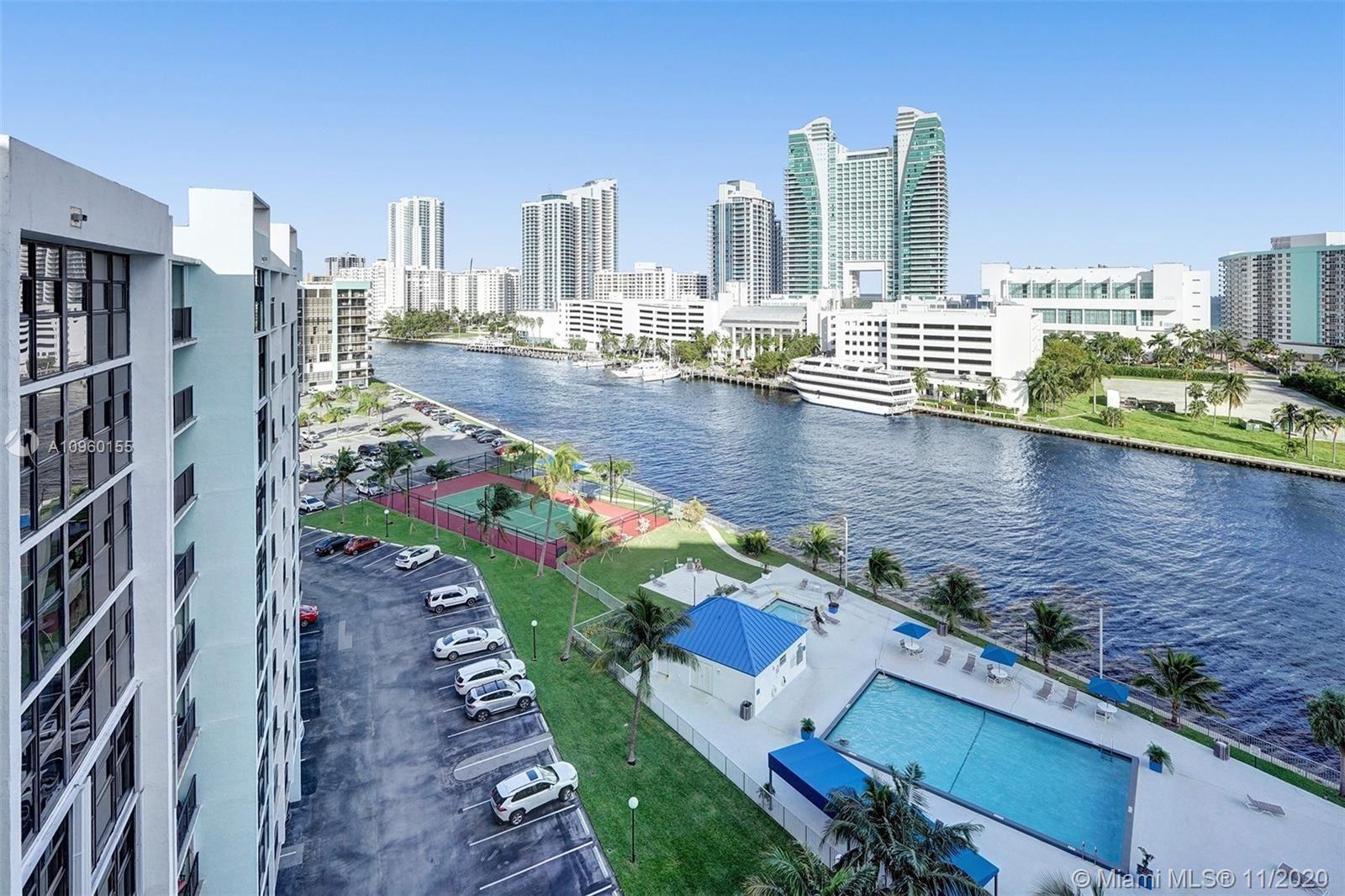 200 Leslie Dr #1115, Hallandale Beach, FL 33009 - #: A10960155