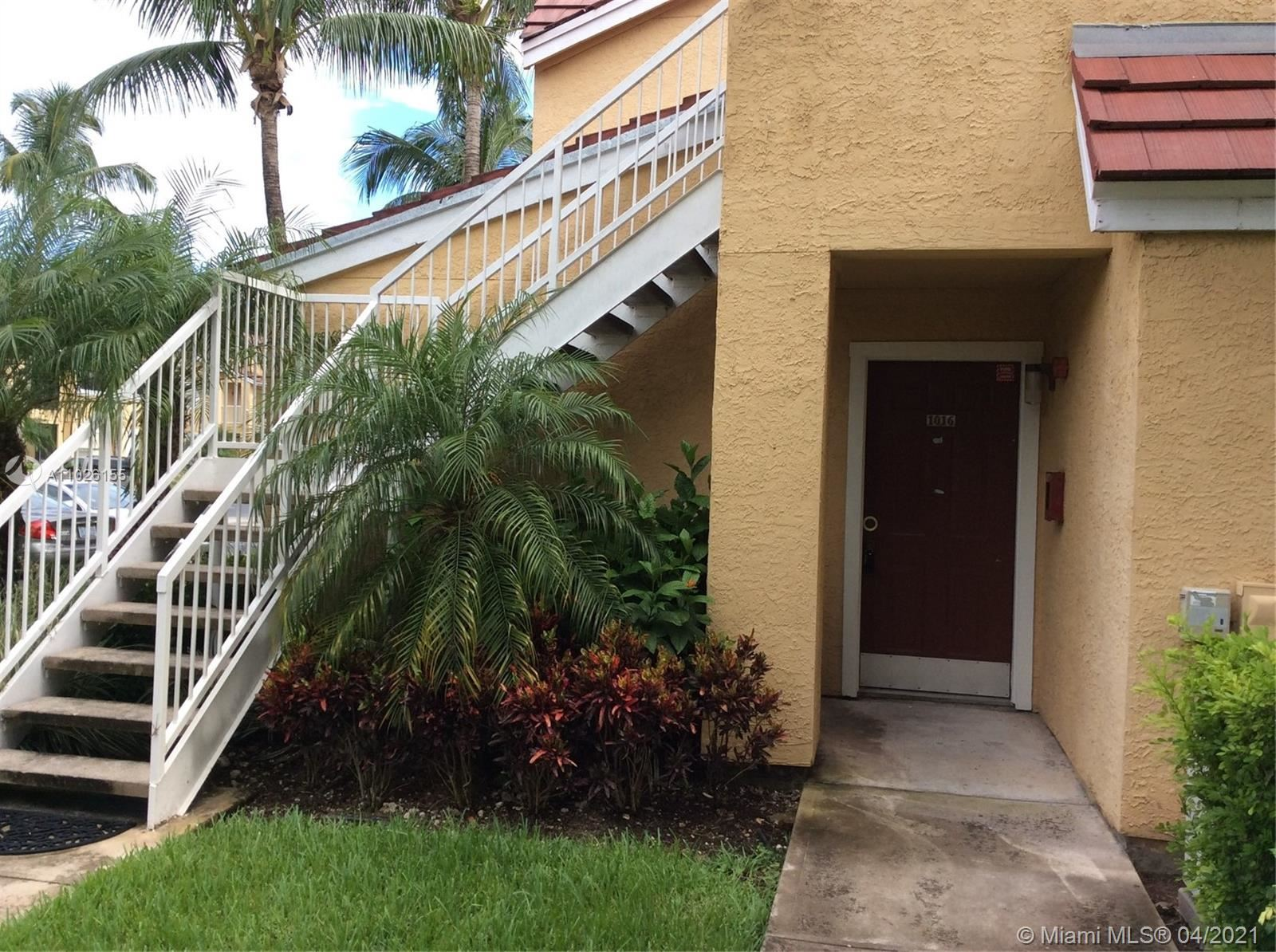 10500 SW 155th Ct #1016, Miami, FL 33196 - #: A11026155