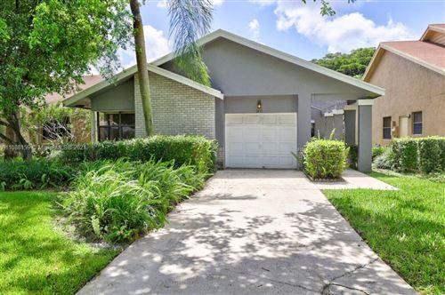 Photo of 2631 Calliandra Terrace #2631, Coconut Creek, FL 33063 (MLS # A11088156)