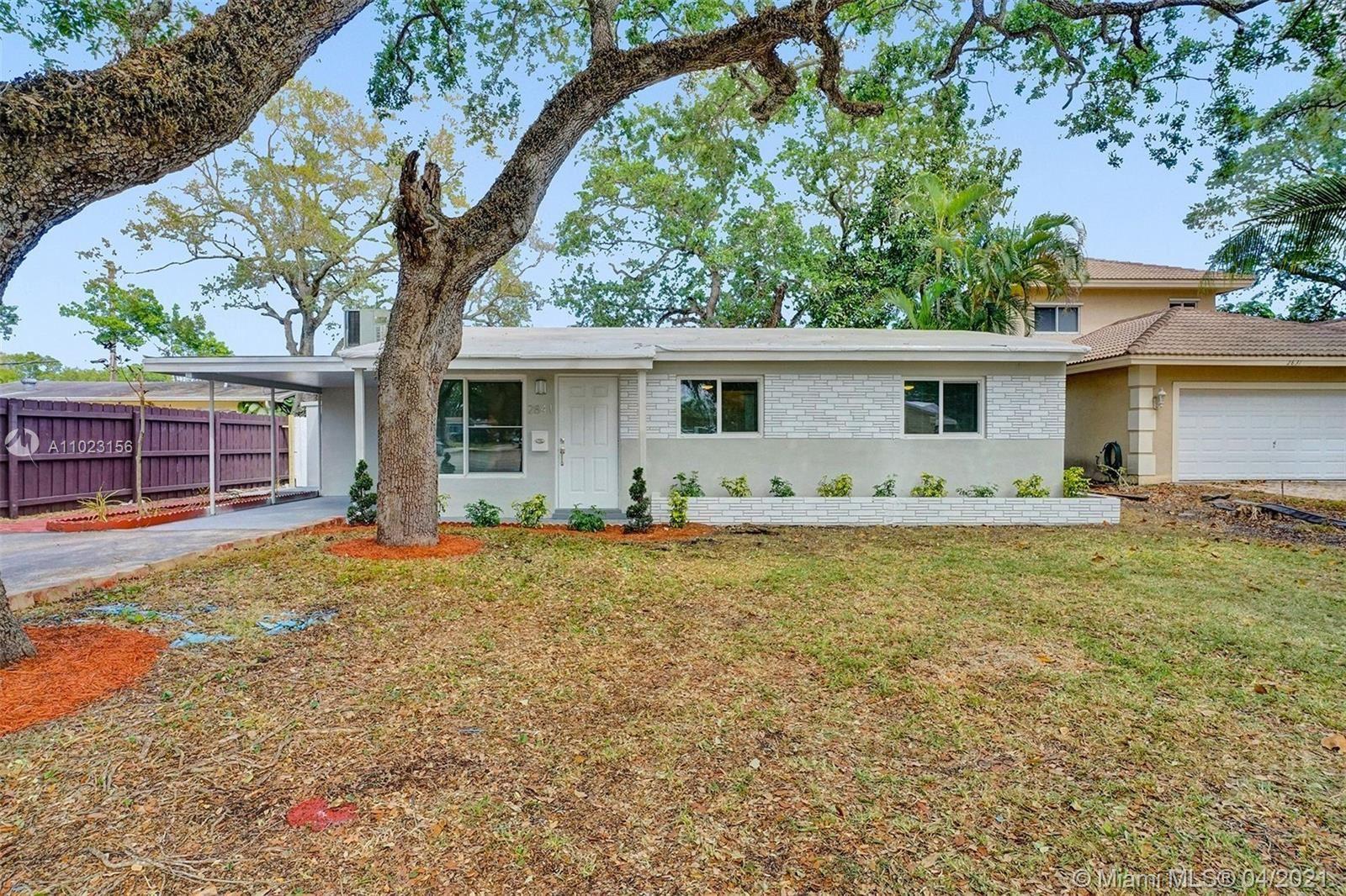 2841 N 66th Ave, Hollywood, FL 33024 - #: A11023156