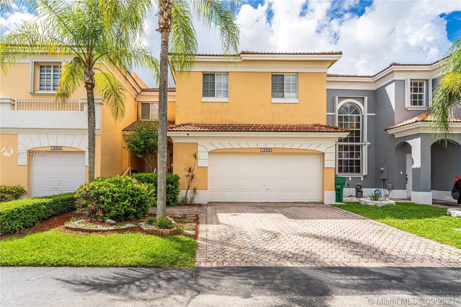 Photo of 16308 SW 103rd Ter #16308, Miami, FL 33196 (MLS # A11101156)