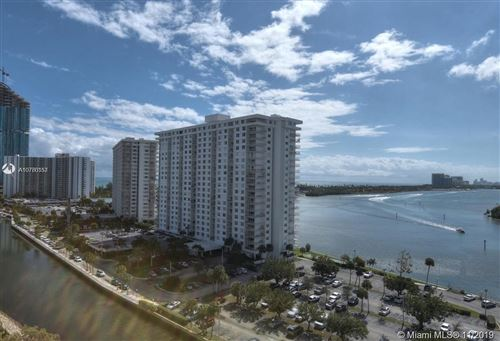 Photo of 400 Kings Point Dr #108, Sunny Isles Beach, FL 33160 (MLS # A10780157)