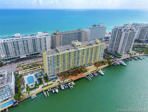 Photo of Listing MLS a10843157 in 5600 Collins Ave #9D Miami Beach FL 33140
