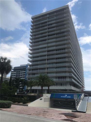 Photo of 4020 Galt Ocean Dr #202, Fort Lauderdale, FL 33308 (MLS # A10951157)