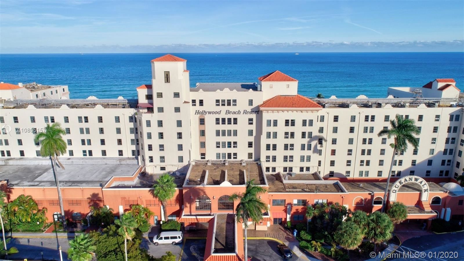101 N Ocean Dr #580, Hollywood, FL 33019 - #: A10805157