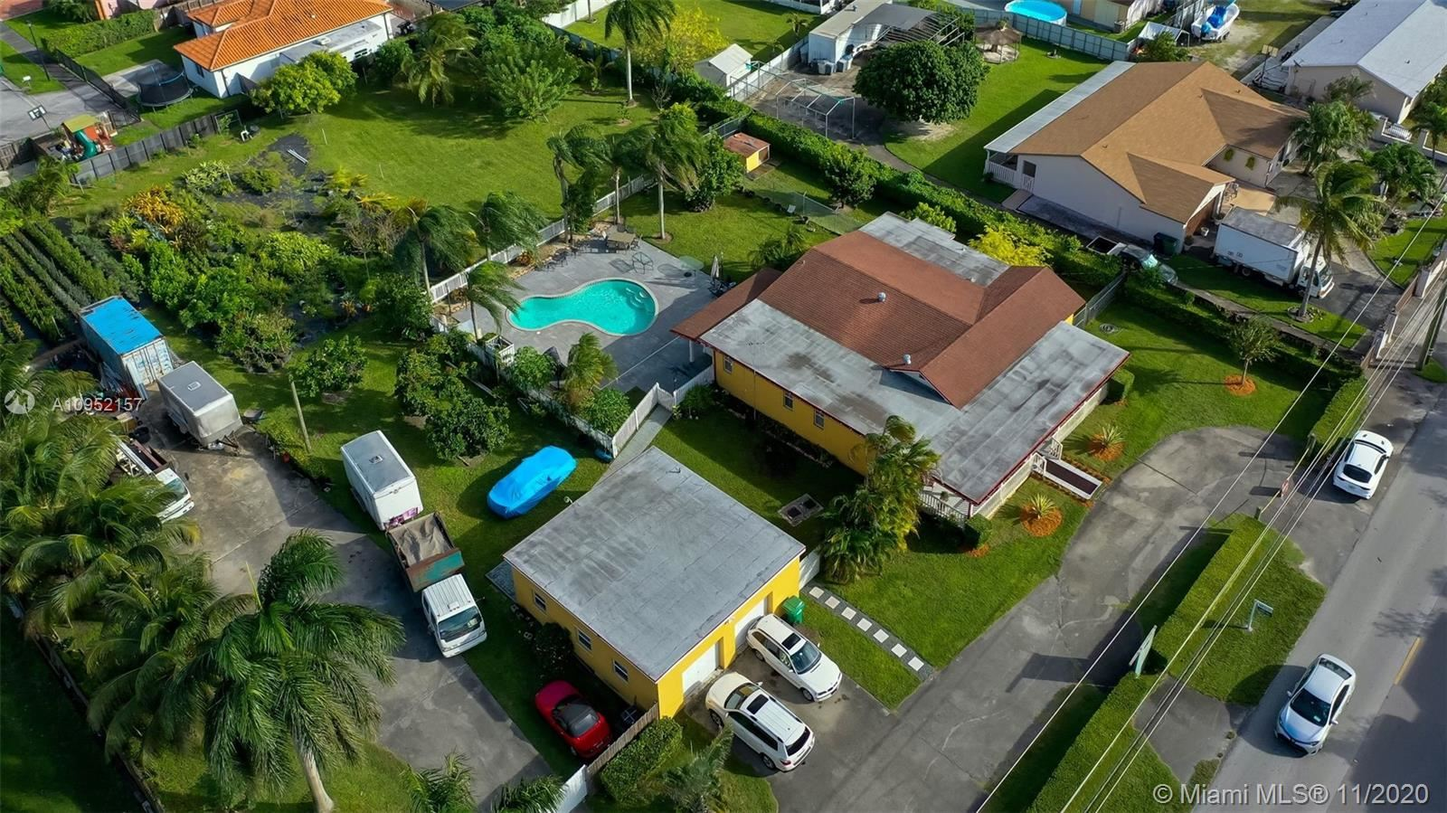 25265 SW 134th Ave, Homestead, FL 33032 - #: A10952157