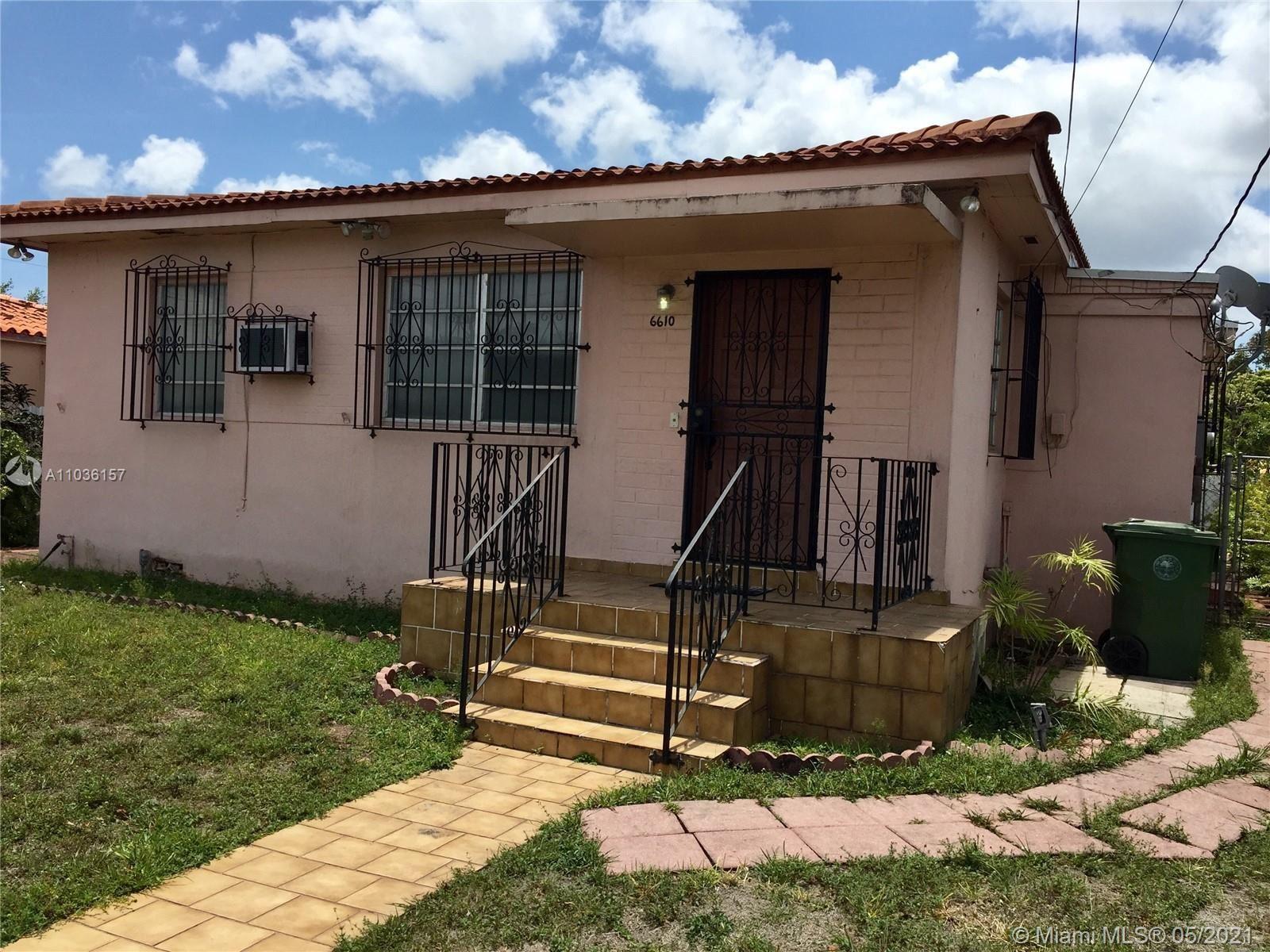 6610 SW 4th St, Miami, FL 33144 - #: A11036157