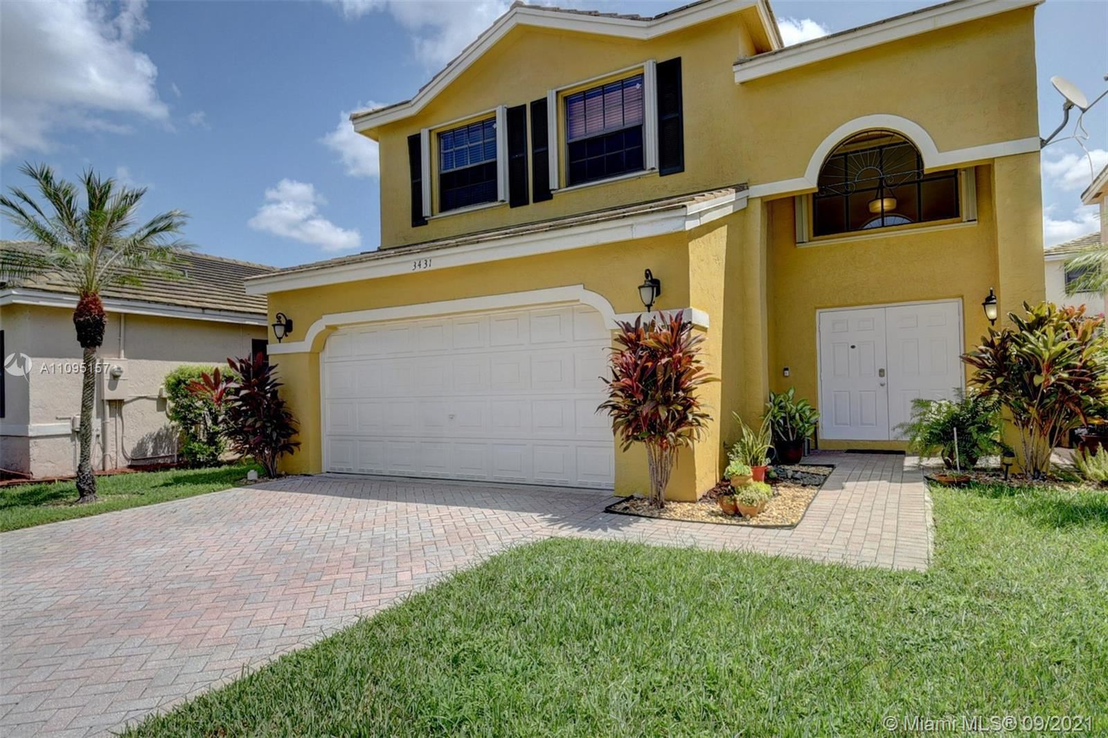 3431 NW 112th Ter, Coral Springs, FL 33065 - #: A11095157