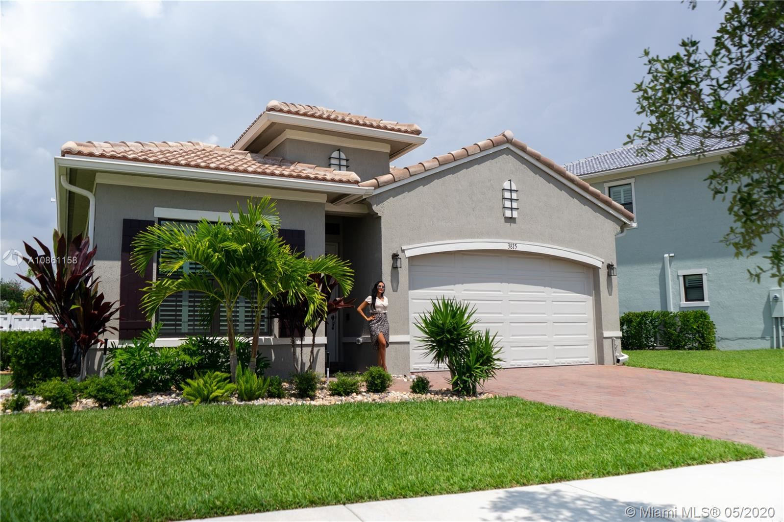 3815 NW 89th Way, Coral Springs, FL 33065 - #: A10861158