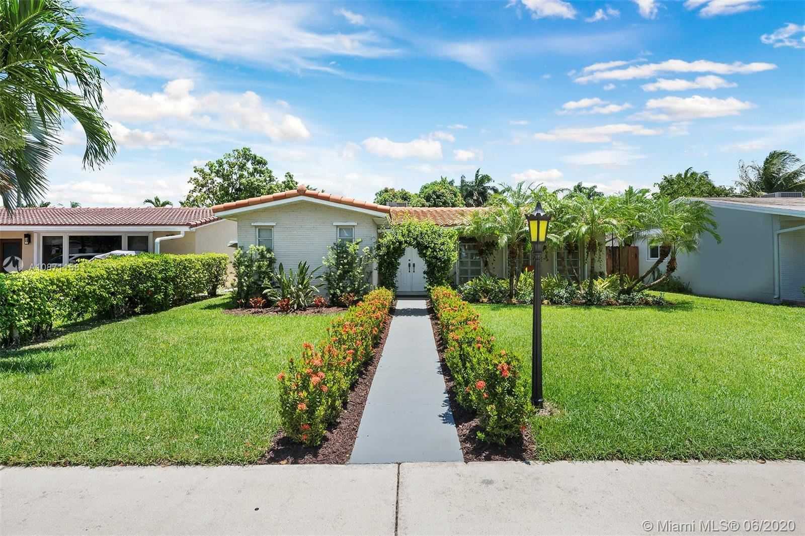 Photo of 1144 Johnson St, Hollywood, FL 33019 (MLS # A10871158)