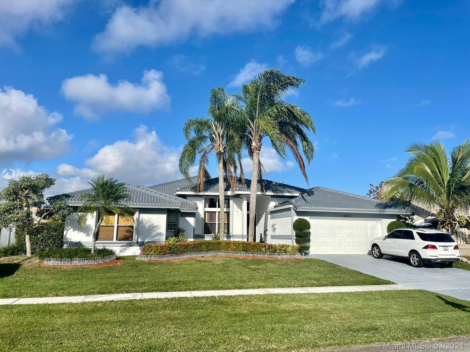 Photo of 22035 Martella Ave, Boca Raton, FL 33433 (MLS # A11009158)