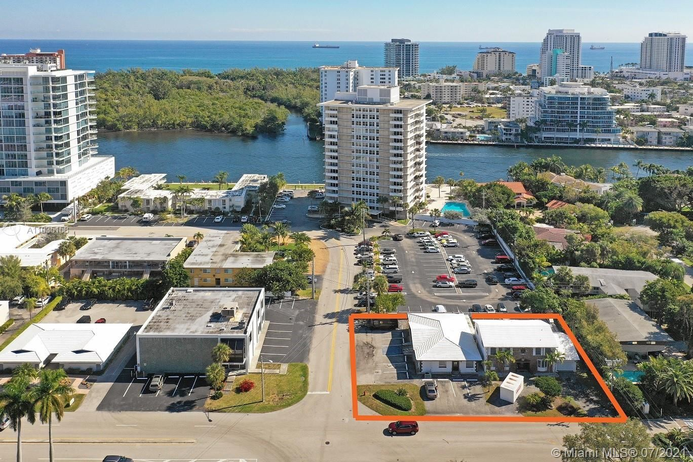 Photo of 2600 NE 9th Street, Fort Lauderdale, FL 33304 (MLS # A11035158)