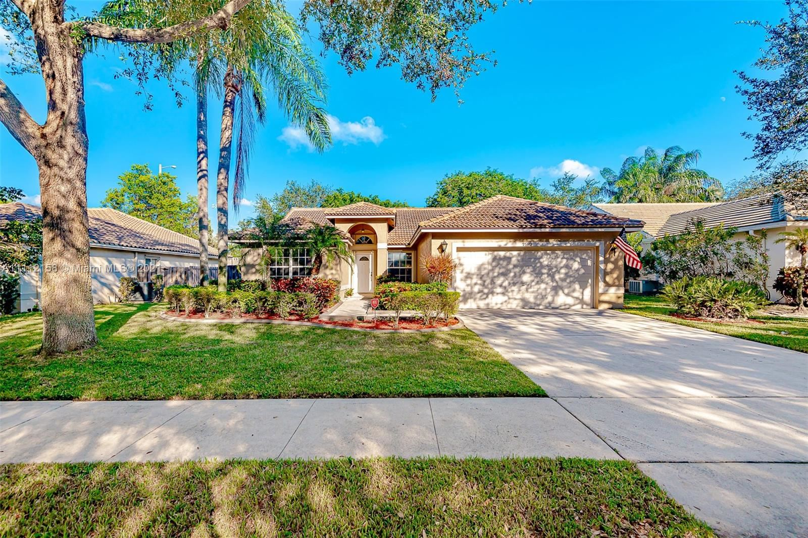 Photo of 7580 NW 47th Ave, Coconut Creek, FL 33073 (MLS # A11112158)