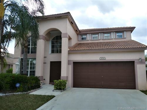 Photo of Listing MLS a10842159 in 1634 NW 143rd Way Pembroke Pines FL 33028