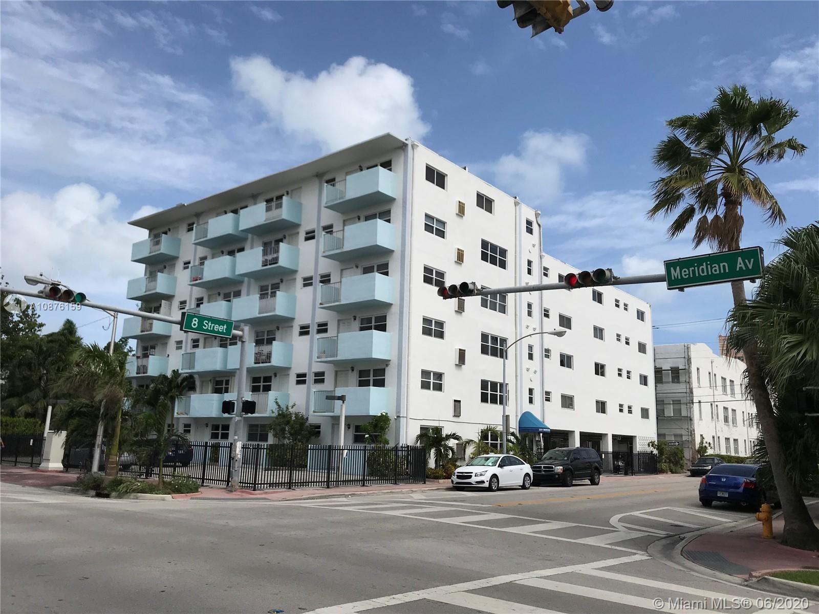 801 Meridian Ave #1B, Miami Beach, FL 33139 - #: A10876159