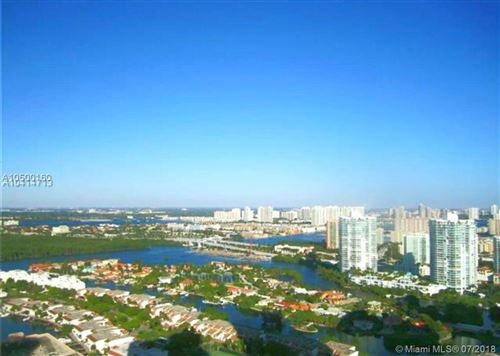 Photo of 15901 Collins #2905, Sunny Isles Beach, FL 33160 (MLS # A10500160)