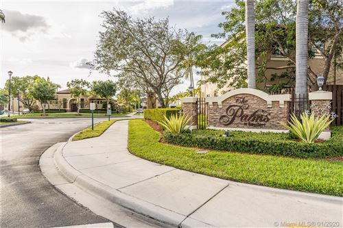 Photo of Listing MLS a10800160 in 8937 SW 222nd Ter #8937 Cutler Bay FL 33190